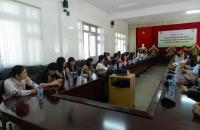 Giao lưu Công đoàn ĐHQG-HCM với Công đoàn Đại học Đà Lạt