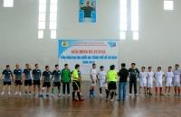 Giải bóng đá Fulsal Công đoàn ĐHQG-HCM năm 2013