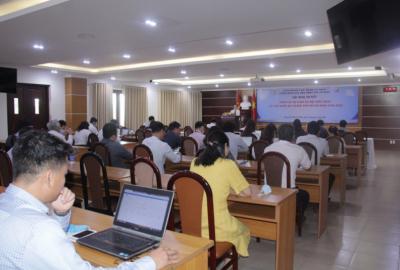 Hội nghị sơ kết công tác dư luận xã hội Công đoàn ĐHQG-HCM năm 2020