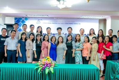 Công đoàn Trường ĐH CNTT tập huấn kỹ năng công tác công đoàn
