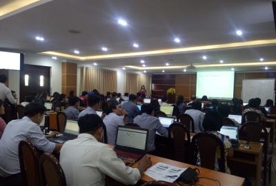 Công đoàn ĐHQG-HCM tổ chức lớp Phương pháp Nghiên cứu khoa học