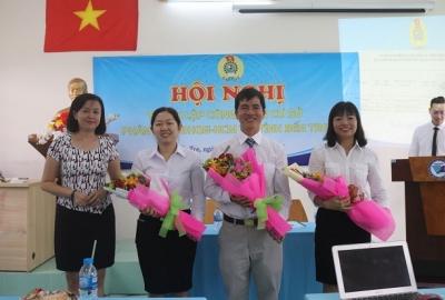 Thành lập Công đoàn cơ sở Phân hiệu ĐHQG-HCM  tại tỉnh Bến Tre