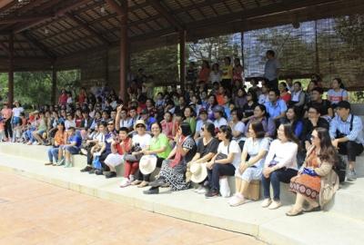 Công đoàn trường ĐH Bách Khoa: tổ chức tham quan nhân ngày Quốc tế phụ nữ