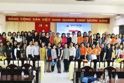 Công đoàn ĐHQG-HCM: giao lưu trường Đại học Trà Vinh