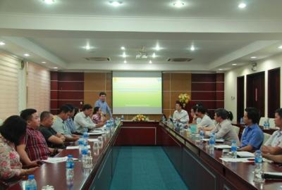 Hội nghị sơ kết hoạt động Tổ Dư luận xã hội