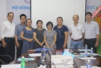 Công đoàn Trung tâm Kiểm định chất lượng giáo dục – ĐHQG HCM tổ chức thành công Đại hội Công đoàn Cơ sở lần thứ II, nhiệm kỳ 2019 – 2022