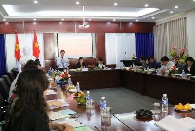 Đại hội Công đoàn Cơ sở Khu Công nghệ Phần mềm ĐHQG-HCM nhiệm kỳ 2019-2023