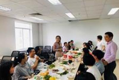 Công đoàn Viện môi trường và tài nguyên họp mặt nữ công đoàn viên nhân kỷ niệm 89 năm ngày thành lập Hội liên hiệp Phụ nữ Việt Nam (20/10/1930 – 20/10/2019)