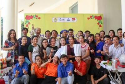 Hội thi nấu ăn chào mừng ngày Phụ nữ Việt Nam 20-10