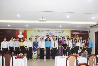 Công đoàn ĐHQG-HCM đạt danh hiệu Công đoàn cấp trên cơ sở vững mạnh, xuất sắc