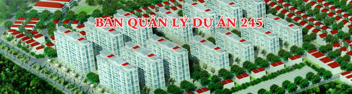 Ban quản lý dự án 245